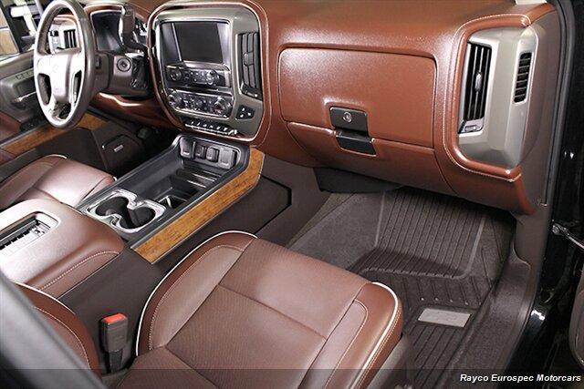 2016 Chevrolet Silverado 2500 High Country full