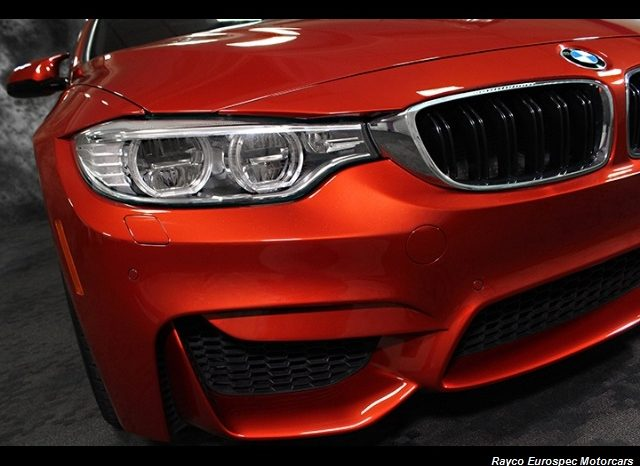 2015 BMW M4 Convertible full