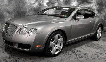 2005 Bentley Continental GT Turbo full