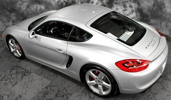 2014 Porsche Cayman S full