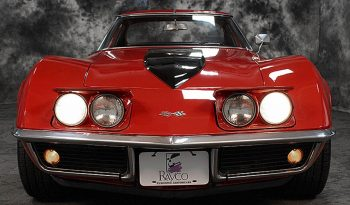 1968 Chevrolet Corvette full