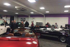 Super Showroom at Rayco Eurospec Motorcars